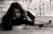 Astavakrasana Eight Angle Pose