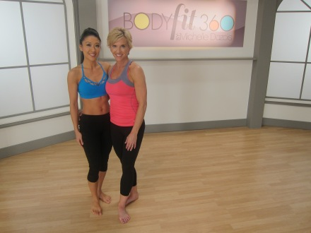 Michelle Dozois BodyFit 360 DVD