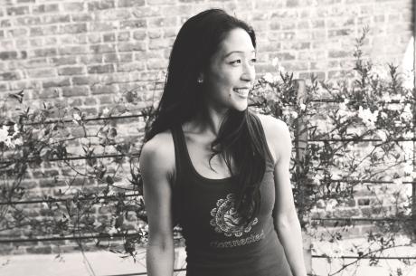 Grace Yu Candid Headshot