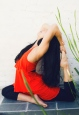 Eka Pada Rajakapotasana One Legged King Pigeon Pose