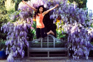 Jumping Off a Bench