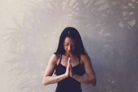 Namaste Prayer Hands