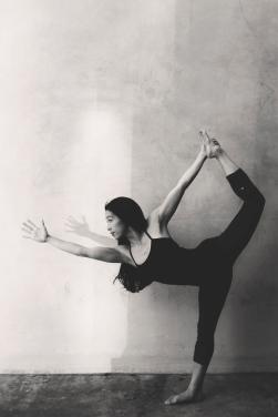 Natarajasana Dancer Pose