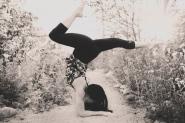 Pincha Mayurasana Forearm Balance