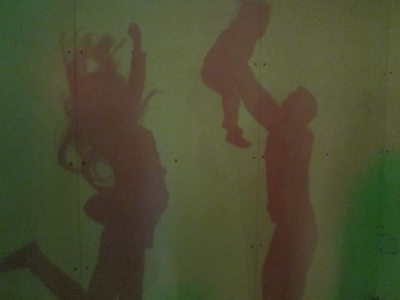 Exploratorium Shadow Exhibit