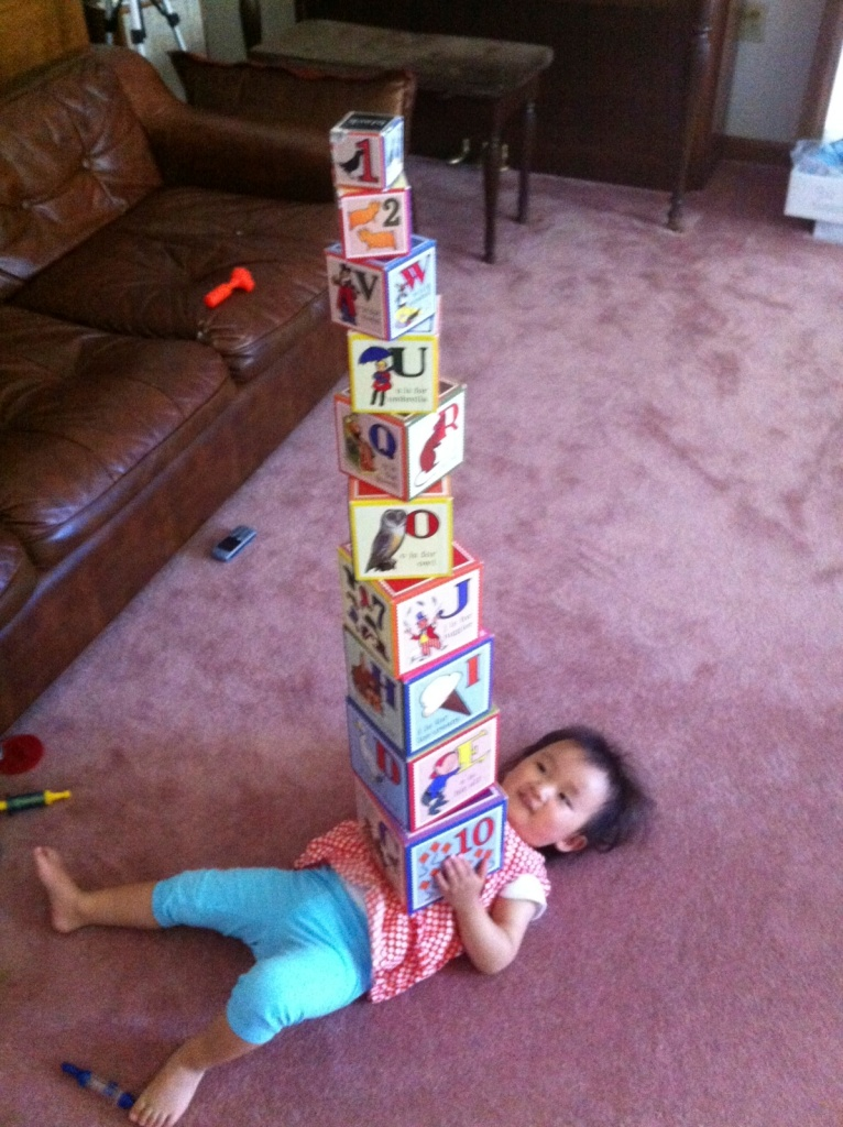 Stacking-Blocks