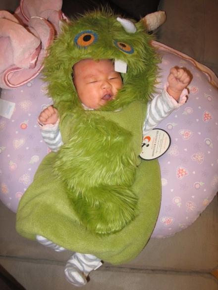 Halloween Monster Costume