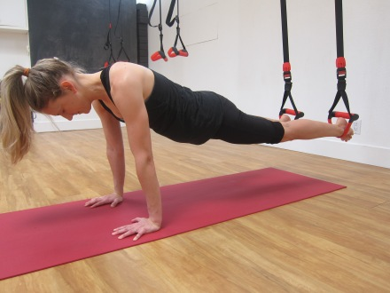 Suspension Based Training - Plank