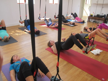 Suspension Based Training